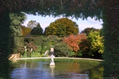 Website Gallery Image ~ Autumn Pond~ Hidcote