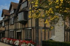 Website Gallery Image ~ Henley Street ~ Stratford-upon-Avon