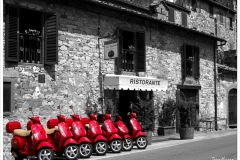 Images of Italy ~ B&W examples ~Photo 1