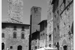 Images of Italy ~ B&W examples ~Photo 10