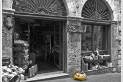 Images of Italy ~ B&W examples ~Photo 11