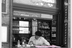 Images of Italy ~ B&W examples ~Photo 13