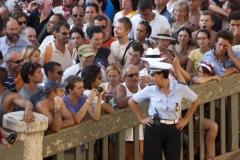Images of Italy ~ Polizia ~ Palio patrol ~ 0506