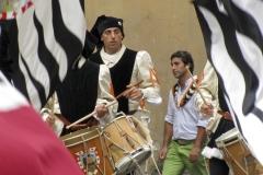 Images of Italy ~ Photobox book ~ Siena palio beat ~ 0112